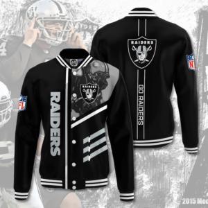 Las Vegas Raiders OR Varsity Jacket