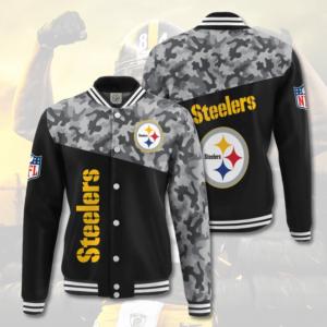 Pittsburgh Steelers PS Varsity Jacket