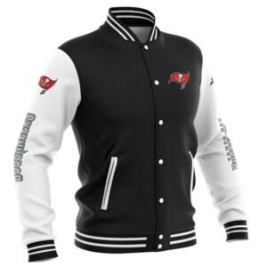Tampa Bay Buccaneers Baseball Jacket cute Pullover gift for fans