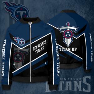 Tennessee Titans TT Bomber Jacket