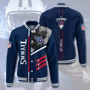 Tennessee Titans TT Varsity Jacket