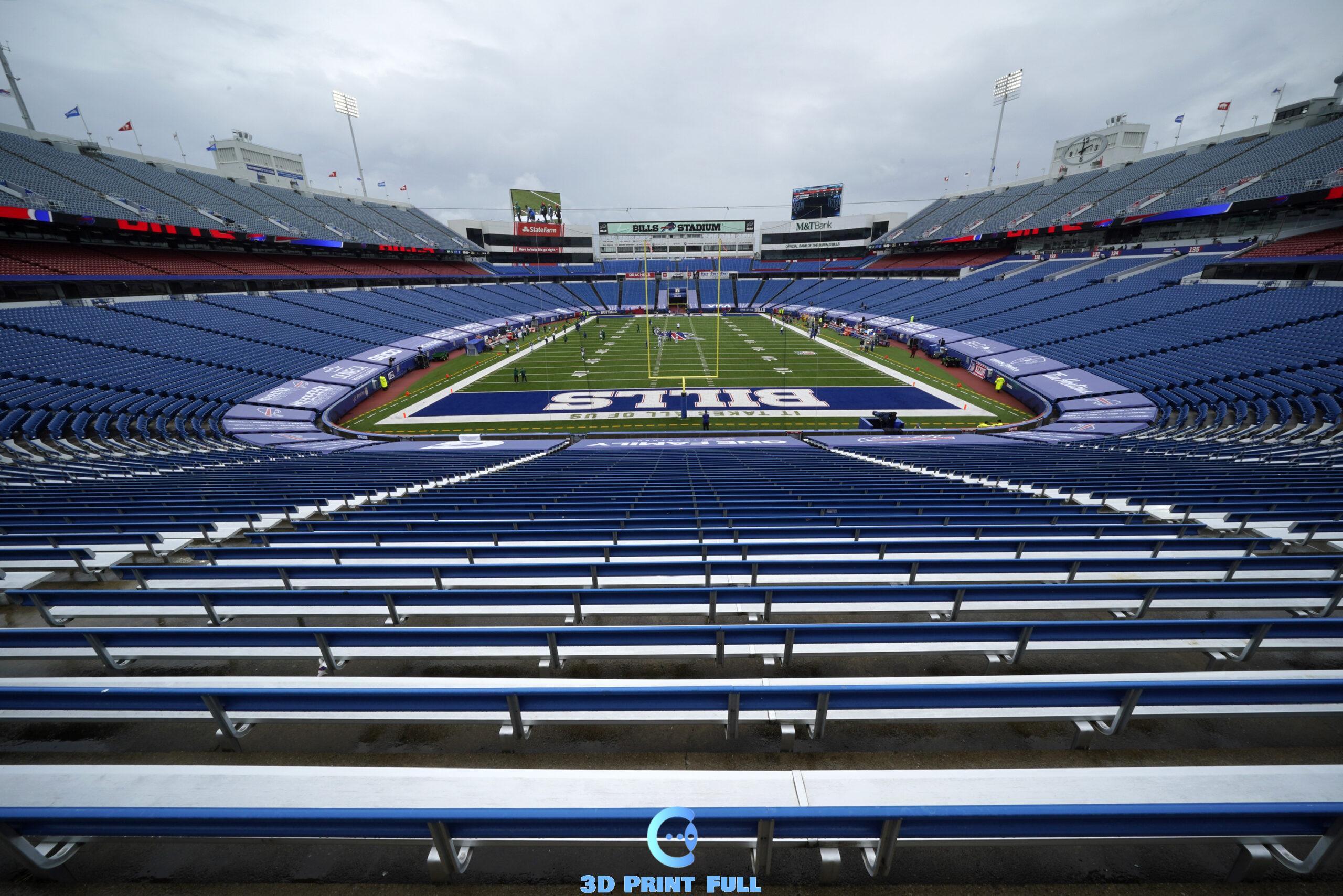 Where is buffalo bills stadium